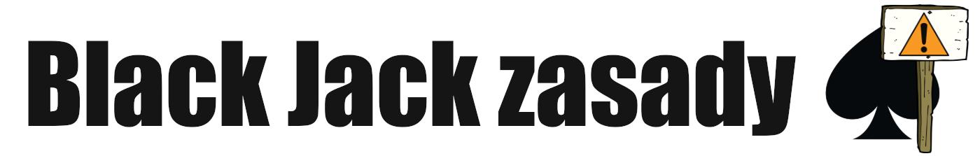 black jack zasady