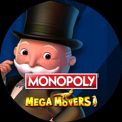 monopoly mega moves slot