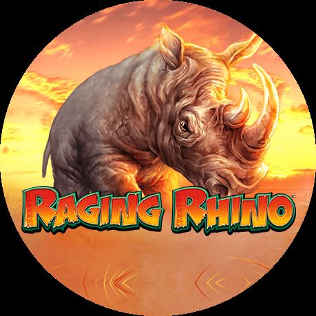 raging rhino slot